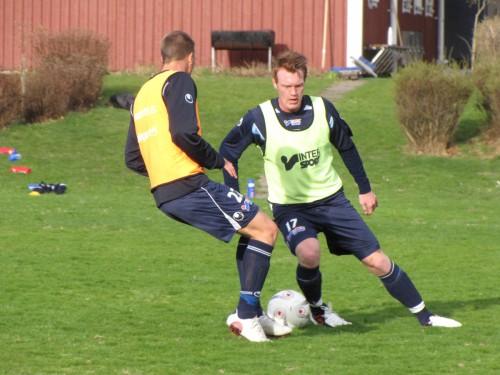 Robin Jonsson, numera i Ljungskile