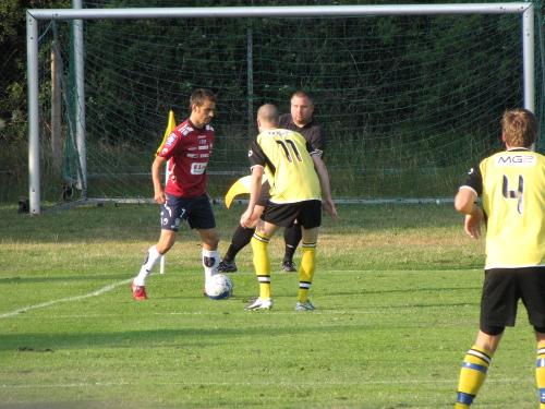Björn Anklev fortsätter att göra mål i sin nygamla roll som forward