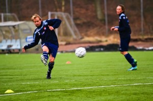 Bengtsson is back! Foto: Patrik Boyton