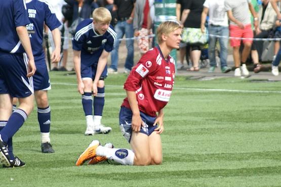 Henrik Carlsson i Tipselit.