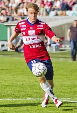 Johan Hedman i ÖIS