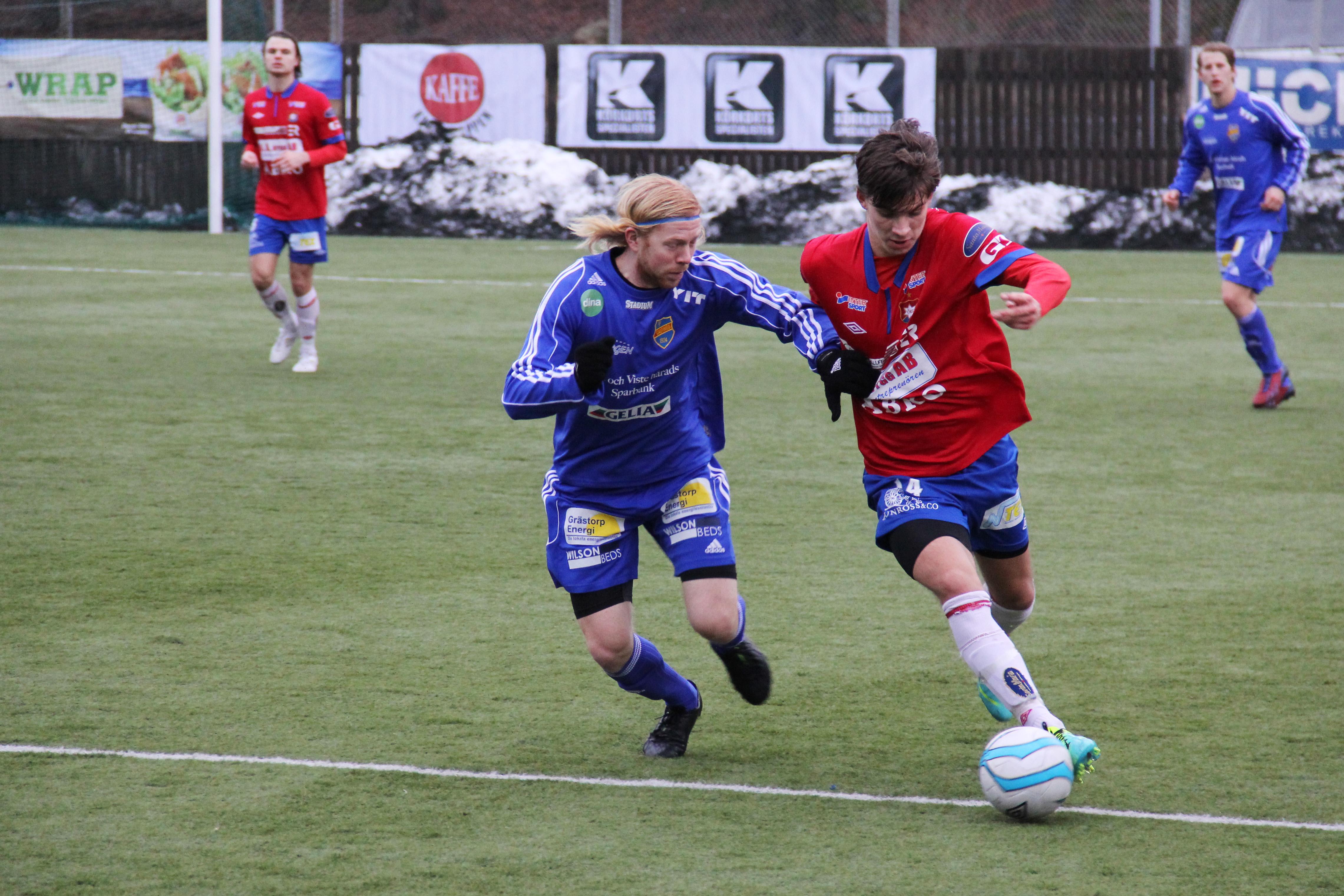 Daniel Paulsson, ÖIS-IKG, Hammarviken Arena
