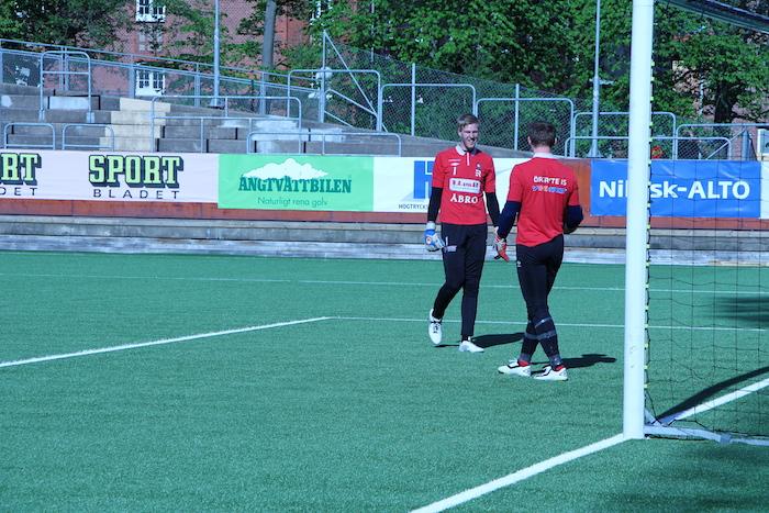 Fredrik och Hagman