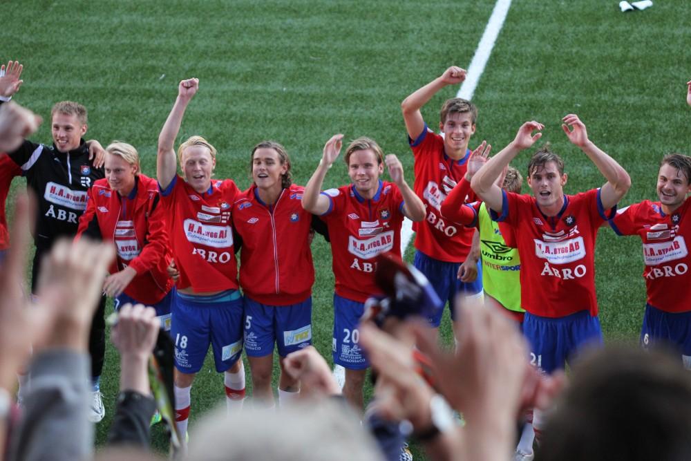 Räck upp handen om du ska med till Kristianstad!