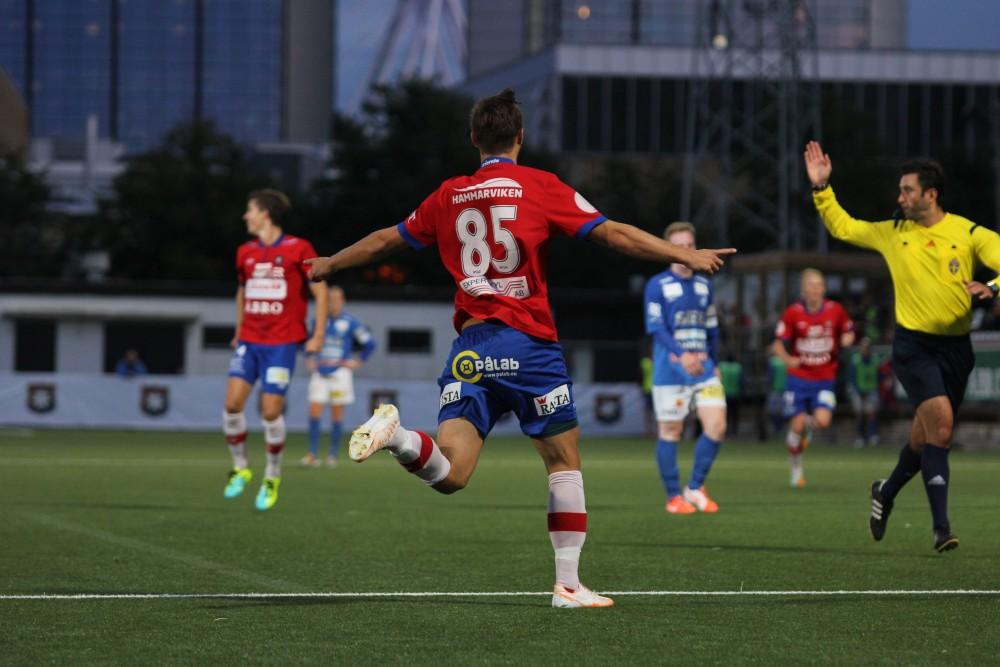 Målskytt, 2-0